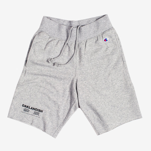 Champion X Oaklandish Fleece Shorts