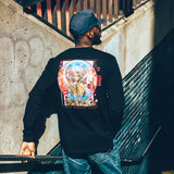 Tee - Joshua Mays X Oaklandish, Long Sleeve, Cotton
