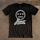 Tee - Hieroglyphics Crew Logo, Black, 100% Cotton
