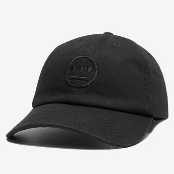 Dad Hat - Hiero Crew Logo, Black Cotton