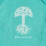 Oaklandish Classic Logo One-Piece