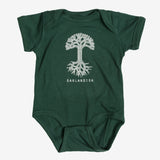 Infant One-Piece Oaklandish Classic Logo - 100% Cotton