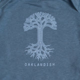 Infant One-Piece - Oaklandish Classic Logo, 100% Cotton