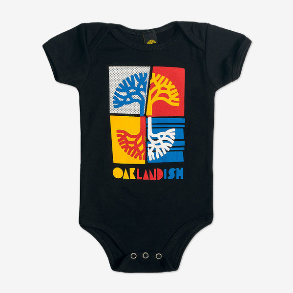 Kids Color Theory Onesie