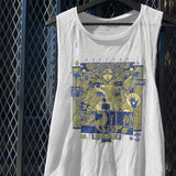 Joshua Mays X Oaklandish Women's Tank Top - Cotton, White