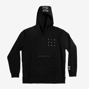 Black Out Pullover