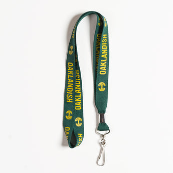 Oaklandish Lanyard
