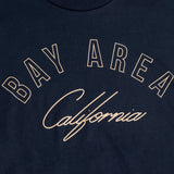 T-Shirt - Bay Area Oaklandish, Navy Cotton