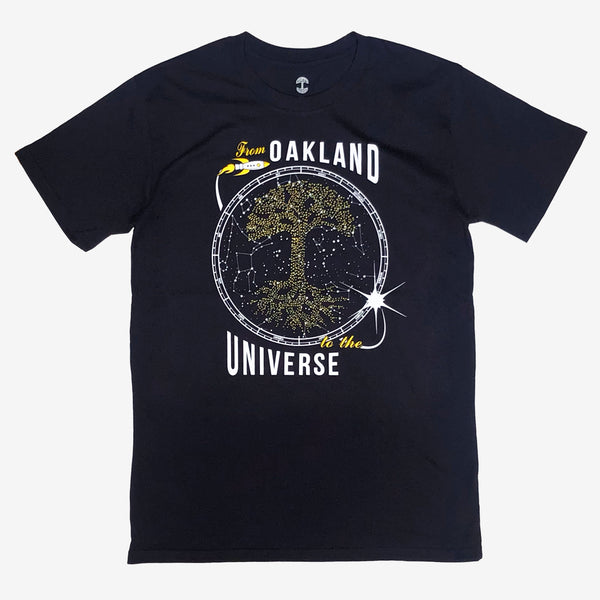 Oakland to the Universe