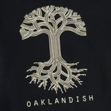 Oaklandish Logo Chainstitch Crew