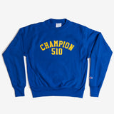 Champion X Oaklandish 510 Reverse Weave Crew