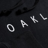 Classic Oaklandish Hoodie | Gunmetal Grey or Black