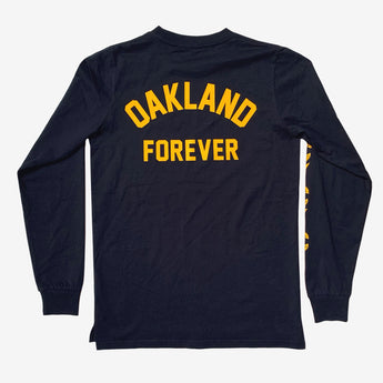 Oakland Forever LS Tee