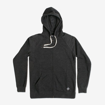 Oaklandish Heather Zip Hoody