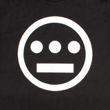 T-Shirt- Hiero Logo, Black Cotton