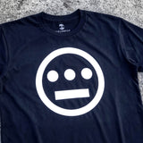 T-Shirt -  Hiero Logo, 100% Cotton Navy