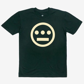 Hiero Logo Tee - Pine Green 100% Cotton