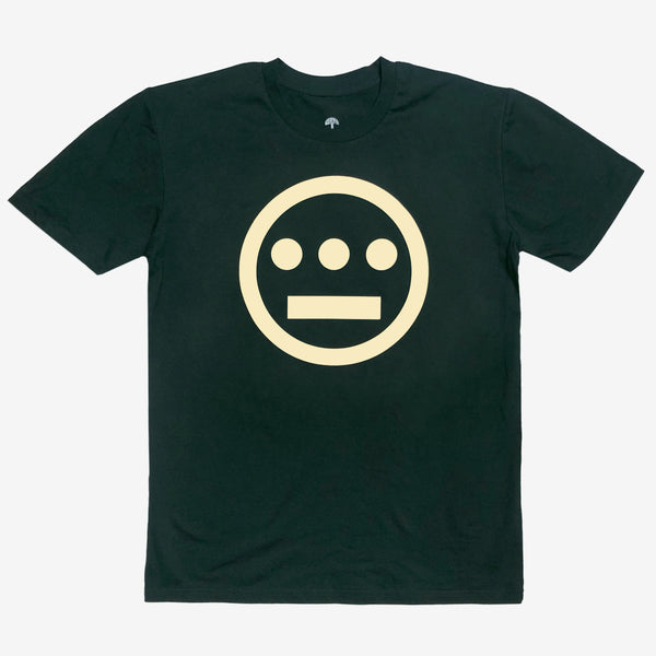 Tee - Hiero Logo, Pine Green, 100% Cotton