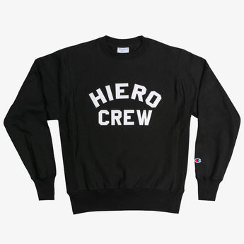 Champion crewneck heavyweight fleece - Oakland roots - Oaklandish - black