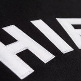 Crew Sweatshirt - Champion Hiero, Heavyweight Fleece Black
