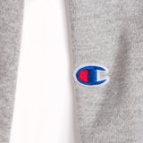 Champion Hiero Crew Sweatshirt- Heavyweight Fleece Grey