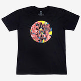hueman limited edition t-shirt-cotton-black unisex-oaklandish