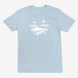 Fairyland Jolly Trolly Tee - Cotton Pale Blue