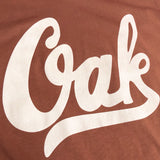 Oak Boys Campanile Tee - 100% Cotton in Copper