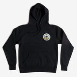 Roots SC Classic Hoodie | Black Unisex Fit