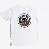 T-Shirt - Roots SC, White Cotton