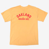 Roots SC Translation Tee - Citrus Orange Cotton