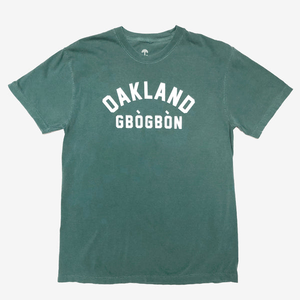 Roots SC Translation Tee - Emerald Green