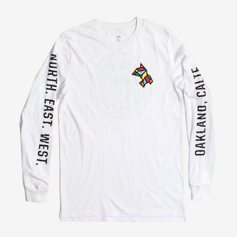 Roots SC N.E.W. LS Tee