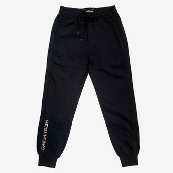 Joggers- Spectrum Heavyweight French Terry, Black