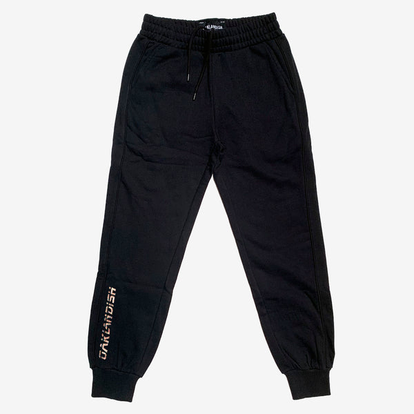 Spectrum Heavyweight French Terry Joggers | Black