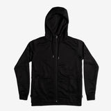 Black Technical Athletic Hoody
