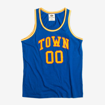 The Town Basketball Jersey