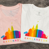 Women's Rainbow Skyline Tank