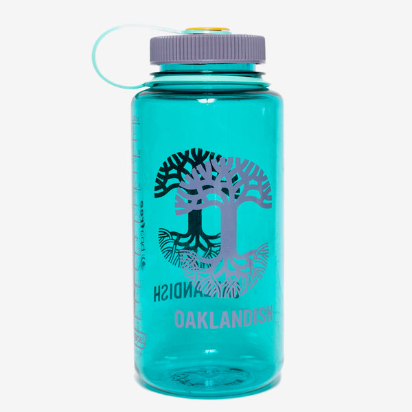 Oaklandish Nalgene Bottle - Cerulean