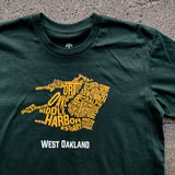 West Oakland Neighborhood Tee