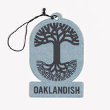 Oaklandish Air Freshener