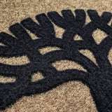 Oaklandish Door Mat Faux Coir