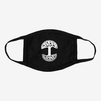 Oaklandish Logo Standard Mask