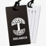 Oaklandish Luggage Tag