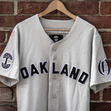 Cleanup Baseball Jersey
