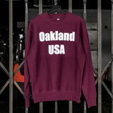 Oakland USA by DopeOnly Heavyweight Crew