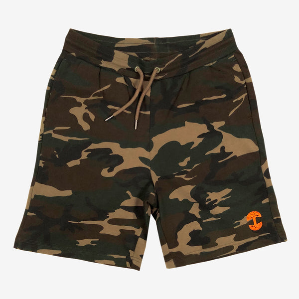 Oaklandish Camo Shorts