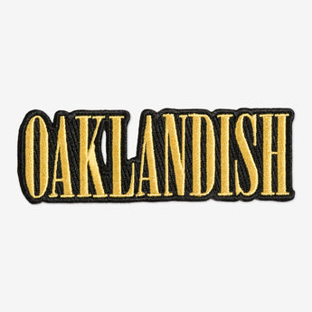 Oaklandish Patch