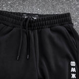 Peregrine Joggers | Heavyweight French Terry Black