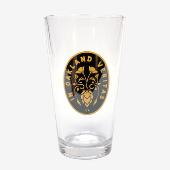Veritas Pint Glass